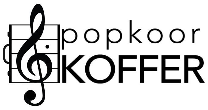 Popkoor Koffer